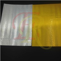 PVC Prismatic Reflective Sheeting For Inkjet Printing