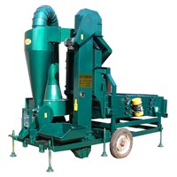 Oats Seed Cleaning Machine Equipment