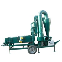 Paddy rice sorghum seed cleaner (5XZC-5DH)