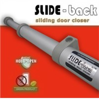 SLIDE-back Sliding Door Closer