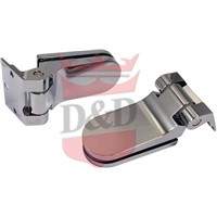 Non-Spring Glass Door Hinges
