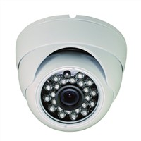 Vandal-proof IR dome AHD Camera