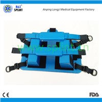 (AZ-HI04) health and medical first aid head immobilizer for child