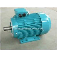 high grade YX3 high efficiency 750rpm low voltage electric ac motor IE2 380V 415V 440V