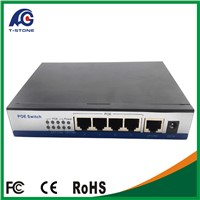 Newest 4Port Poe Switch Ports Switch Network IP Cameras Powered POE Adapter for Wifi Ap/Repeater