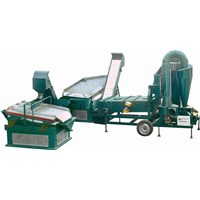 Wheat, Corn, Grain Cleaning Processing Line