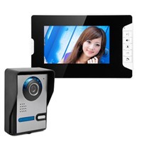 7inch Wired Video Door Phone