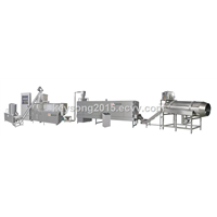 Automatic Dry Dog Feed Processing Line