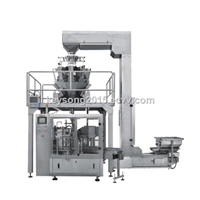 Full-automatic Vertical Packing Machine for Granules