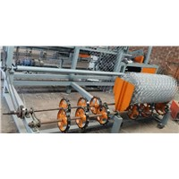 Max 4Meters Automatic Chain Link Mesh Machine