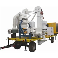 Diesel Driving Mobile Seed Processing Plant