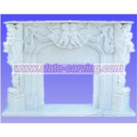 european fireplace,fireplace,marble fireplace, stone fireplace