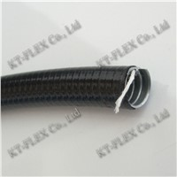 waterproof PVC coated galvanized metal conduit with yarn