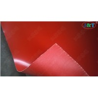 hot selling heat insulation silicone rubber coated fiberglass cloth