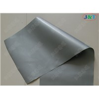 0.45mm heat insulation colored silicon rubber coated cloth