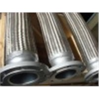 Flange Joint Braided Metallic Hose