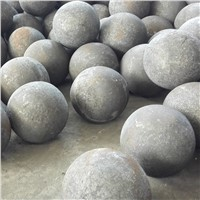 Low Price Forged Grinding Media Iron Steel Ball for Mine/Ball Mill