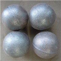 Mine/Cement/Ball Mill used Low Price High Quality High Chrome Cast Grinding Steel Ball