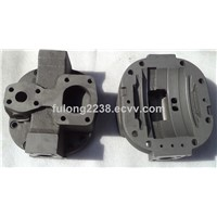 Linde pump #HPV145 head cover (block cover, control housing)