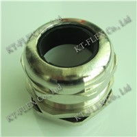 PG9 thread brass waterproof cable gland
