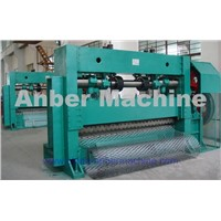 Standard metal mesh machine ABE-2.5-1500