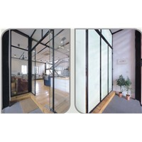 Switchable Smart Window for Construction