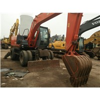 Used excavator Hitachi ZX130W