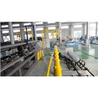 automatic chain link machine