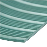 20mm rib nbr colored rubber sheet