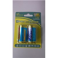 LR14 C alkaline battery with factory price