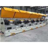 LZ600 Straight Type Wire Drawing Machine
