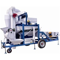 Quinoa Sesame Seed Processing Machine /Cereal Grain Seed Processing Plant