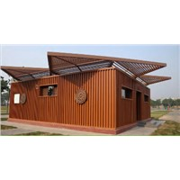 China composite antisplit wetproof wood panel vinyl wpc wall cladding