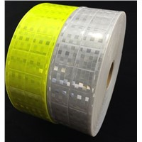 Reflective PVC High Gloss Trim Tape Sew on Material