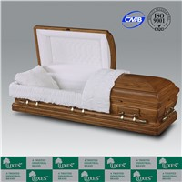 LUXES American Hot Sale Wooden Casket Alsace