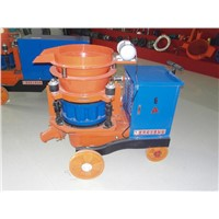 PZ-7-type gunite machine from China coal