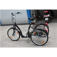 Well performance Electric ricycle from Monca