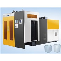 hdpe blow molding machine (QCM-85/12L)