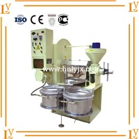 Advanced coconut palm oil press machine