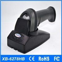 2D wireless Bluetooth Barcode scanner ,POS wireless 100m Bluetooth  handheld 2D barcode reader