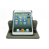 7.9 inch rotation wallet tablet leather cover case for Ipad mini