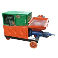 Cement Grout Injection Pump