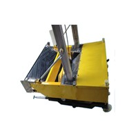 Cement Wall Wiping Machine Heavy Duty Construction Equipment Automatic Wall Pasting Machines