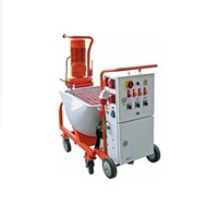 Full Automatic Motar Concrete Spraying Machine