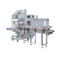 Fully Automatic Sleeve Shrink Packaging Machine