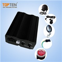 GPS Vehicle Tracker TK103 with Remotes and Siren, Track by SMS/GPRS at the Same Time