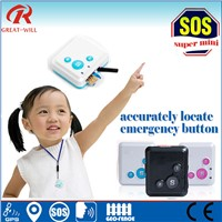 Hot sale Mini child anti kidnapping gps child tracker,personal gps tracker