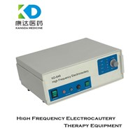 2015 new technology high frequency electro-cautery therapy equipment