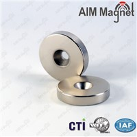 Strong Countersink Magnet Supplier for Clothing