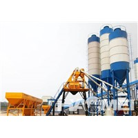 Volumetric Batching Plant
